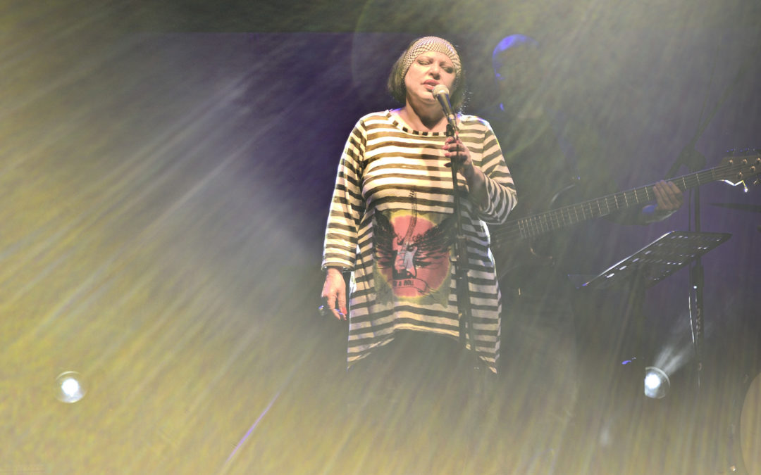 Koncert Grażyny Łobaszewskiej oraz Ajagore w Naturze